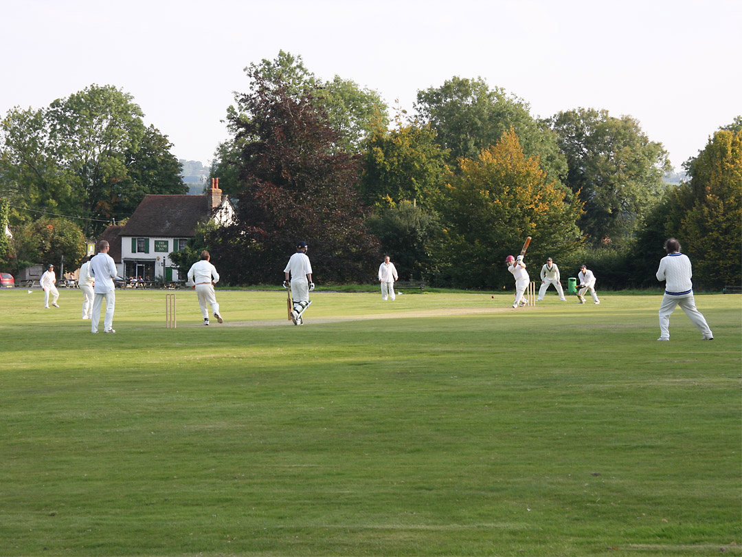 Village cricket, Sussex