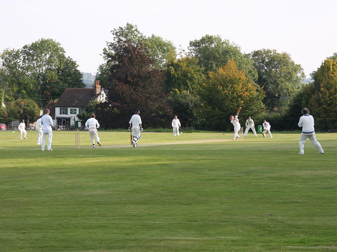 Village cricket, Sussex