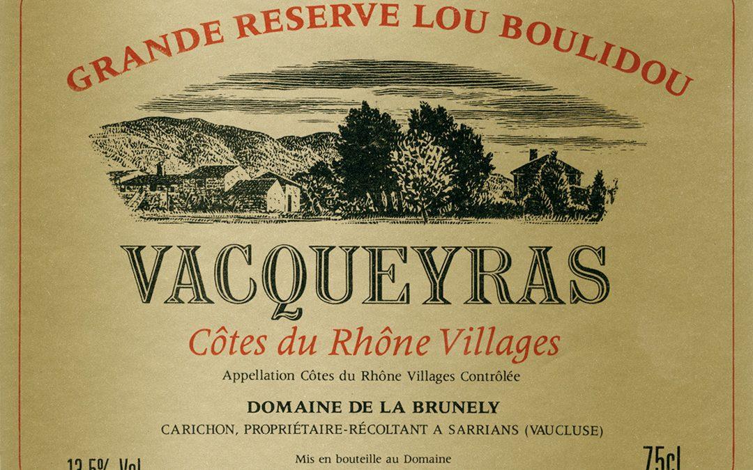 Vacqueyras • Lou Boulidou