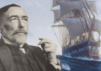 Conrad, Master Mariner