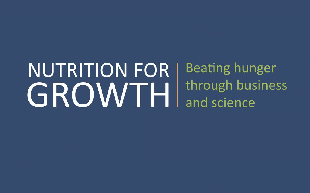 Nutrition for Growth
