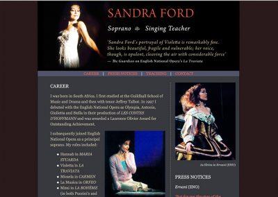 Sandra Ford
