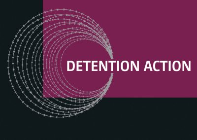 Detention Action annual report