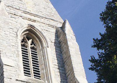 St Mary's, Clapham