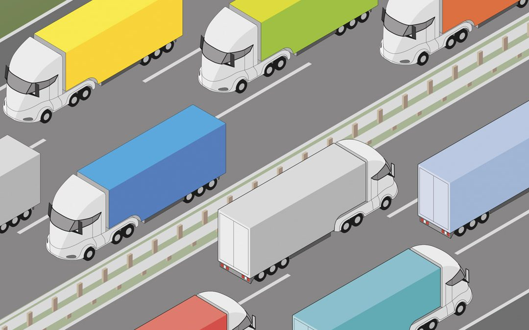 Automated road transport